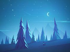 Santa Claws by Lars Lundberg #Design Popular #Dribbble #shots