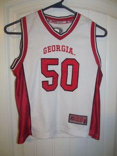 Georgia Bulldogs Basketball jersey - Colosseum youth small   ColosseumAthletics  GeorgiaBulldogs Bulldogs Basketball 4ac4055c2