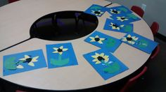 Sunflowers in our PIP Class!