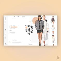 Landing page design Minimal Website Design, Minimal Design, Web Design Trends, Ui Ux Design, Design Ideas, Graphic Design, Diy Tv, Webdesign Portfolio, Webdesign Inspiration