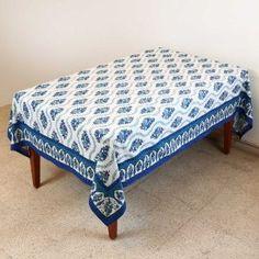 Primavera mantel Rectangular 152 X 228 decoraciones mesa Floral algodón: Amazon.es: Hogar
