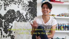 Entrevista al artista Tomás Díaz - ArtRoomTalent.com