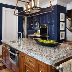 With the look of natural stone, minus the maintenance, quartz countertops give granite a run for its money. We tell you the pros and cons, show you style, finish and color options, and where and how to buy this increasingly popular surface. | Photo: Courtesy of Cambria | thisoldhouse.com