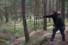 https://flic.kr/p/p2fhQk | Archery (6/6) | Traditional Archery, my Hobby Mein Hobby: traditionelles Bogenschießen