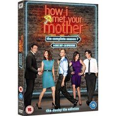 How I Met Your Mother: Season 7 Box Set (3 Discs)