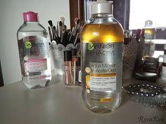 RosaXok: Garnier - Água Micelar em Oleo