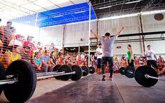 """En Guayaquil - Ecuador, los crossfitters tienen una nueva forma de demostrar para qué entrenan todo el año. Maori CrossFit implementa el 1er circuito de competencias de CrossFit, llamado """"Benchmark Challenge"""" (en twitter, pueden usa el HT #BenchmarkChallenge)."""