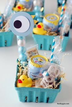 Party favor ideas - #thepigeonparty | NoBiggie.net