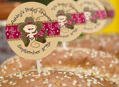 Western Baby Shower Decorating Ideas
