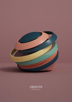 Objects by Rizon Parein