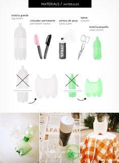 Maceta Gatuna - BruDiy - Eco-friendly DIY