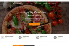 Want to launch an outstanding online presence for your restaurant? With European Restaurant WP Theme, you can build a lightning-fast and lucrative website for free! Restaurant Themes, Pizza Bake, Wordpress Theme, Menu, Product Launch, Free, Menu Board Design