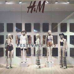 "H&M,London,UK, ""The Woodstock Music and Art Festival Picks"", pinned by Ton van der Veer"