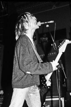 Kurt Cobain #rockstars #music #photography