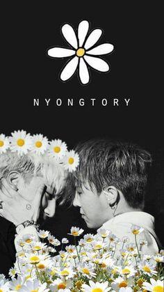 Nyongtory and me 😆 Seungri, Gd Bigbang, Bigbang G Dragon, G Dragon Top, Jay Park, Ji Yong, My Princess, My King, Kpop Groups