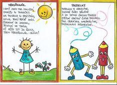 básničky DIY Craft Ideas diy and craft ideas Diy And Crafts, Kindergarten, Nursery, Comics, Logos, Craft Ideas, Baby Room, Logo, Kindergartens