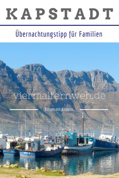 Wo übernachten Familien in Kapstadt? Mein Tipp ist eine Familienfarm in Hout Bay ... #Südafrika #Kapstadt #Familie #ReisenmitKind #Roadtrip #Reise