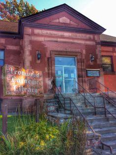 Carnegie Library- Ironwood MI
