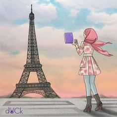 SnapWidget   I dug up my old posts and found this illustration of me taking a dUCk box selfie in none other than Paris. City of lights now unites as city of strength as the world prays for them. It's terrible to see such inhumanity in this world and I pray for all our safety and protection. We mourn with you, Paris, and we stand with you. - D. #duckscarves #prayforparis