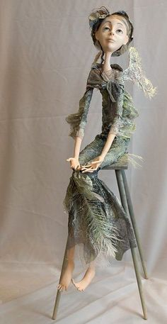 Intricate+art+dolls | NADEJDA SOKOLOVA (Надежда Соколова)