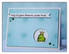 May All Your Dreams Come True by ~Fee~ - Cards and Paper Crafts at Splitcoaststampers