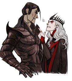 Phobs Sauon and Melkor