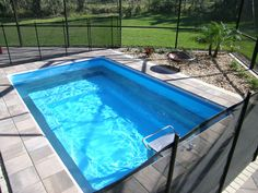 Endless Pools can be easily temperature controlled year-round. And with a fire pit nearby you can stay warm outside the pool!