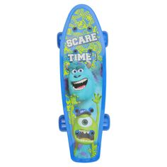"""Monster University 17"""" Skateboard"""