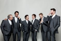 The King's Singers were performing in the Grote Kerk in Leeuwarden today! And I was there, of course.