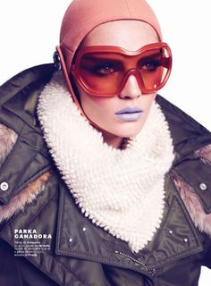 Alexina by Nelson Simoneau for S Moda | Fashion Gone Rogue: The Latest in Editorials and Campaigns