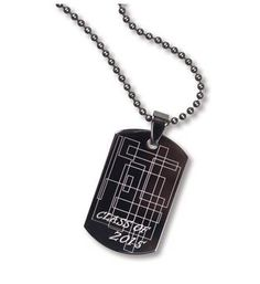 traditional graduation key necklaces great gift for the grad