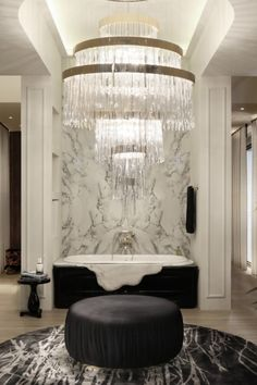 We can admit that the Luxe Lighting gives a luxurious and glamorous touch to any bathroom.