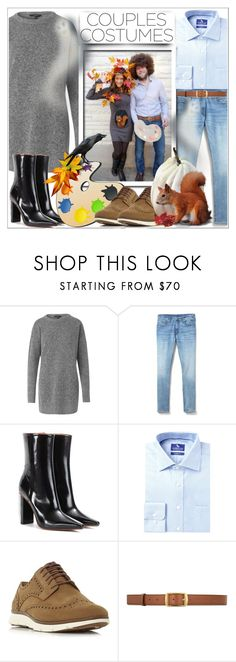 """""""Scary Cute: Couples Costumes"""" by stylematters61 ❤ liked on Polyvore featuring Gap, Vetements, Chester Barrie, Timberland and STELLA McCARTNEY"""