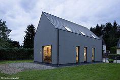 Haus aus Holz - Essen: CUBE Magazin
