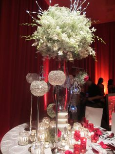 david tutera wedding decor | David Tutera's Creation | Wedding Ideas