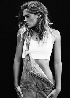 backspaceforward:  Amalie Lund Nilsson @Mega Model Agency