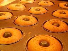 Amerikai fánk Yummy Mummy, Yummy Food, Cheesecake Pops, Breakfast Recipes, Dessert Recipes, Biscotti, Love Food, Keto Recipes, Doughnut