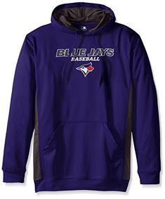 MLB Toronto Blue Jays Men's Fleece Hood, 3X, Royal/ Storm Grey  https://allstarsportsfan.com/product/mlb-toronto-blue-jays-mens-fleece-hood-3x-royal-storm-grey/  Blue Jays screen print HD Team logo screen Cold water wash low temp dry will help maintain shape of this garment