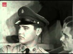 Elvis Presley press conference - please reporters let Elvis speak what's on his mind before you ask the next question.
