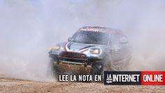 El Dakar se despide este viernes de San Juan y continúa hasta Río Cuarto.  Las ruedas de las máquinas se pusieron en movimiento desde las 5 de la mañana, cuando las motos saltaron a la ruta en enlace hasta la Difunta Correa donde los corredores se encontrarán con las dunas.   #Ciudad de Río Cuarto #Rally Dakar de 2017
