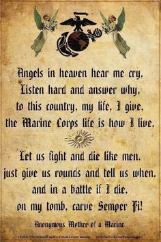 """MARINE CORPS I did my tour of duty in VietNam in 1969 & 1970 it lasted 13 1/2 mo. Hoorahh and Semper Fi to all. """"BOOYAAA"""" https://www.banggood.com/?p=3215072614259201509F """"NOW""""! Check out my sites here: http://uandiinc.com & http://megawatts4u.com"""