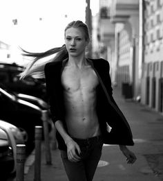 androgynous male models - Google Search