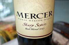 Texturally Inviting: Mercer Sharp Sisters Red Blend - Enobytes Wine Online