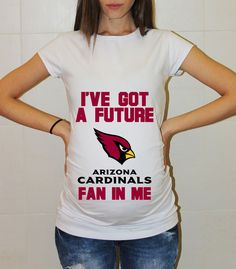 Arizona Cardinals Baby Arizona Cardinals Shirt Baby by FreshBreak