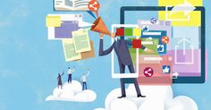 7 worthwhile ways to automate social media. #socialmedia #digitalmarketing