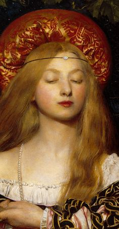 Vanity 1907 Frank Cadogan Cowper She took great pleasure in a beauty that was the ruin of many men and lesser gods. She nourished It as her only asset and companion. Renaissance Paintings, Renaissance Art, Victorian Paintings, Renaissance Portraits, Aesthetic Painting, Aesthetic Art, Classic Paintings, Beautiful Paintings, L'art Du Portrait