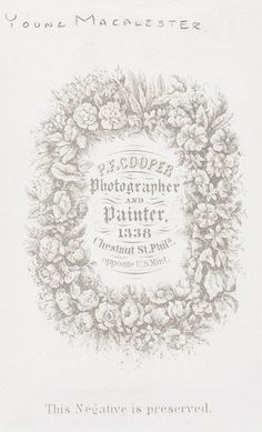 365blanc: cabinet cards