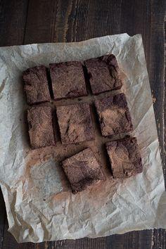 Nutella Brownies - Chez Us