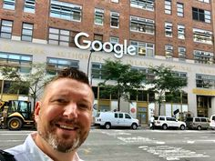 Hello from the New York City Google offices! 👋 Our Chief Digital Officer, Joel, just returned from an energizing 3-day event with Google and gained great digital insights that will position Commit to better serve our clients. We can't wait to learn more from him in the coming week! #google #digitalmarketing #marketing #advertising #branding #agencylife Google Office, Competitor Analysis, Offices, New York City, Digital Marketing, Advertising, Branding, Adventure, Day