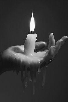 Světlo v dlani